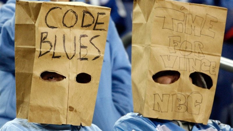 Illustration for article titled Tennessee Titans Fans Looking Forward To Bye Week