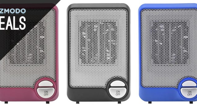 Desk Friendly Space Heater For 13 Windows 2 In 1 And