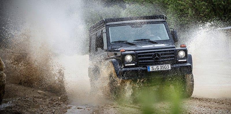 All images via Mercedes-Benz