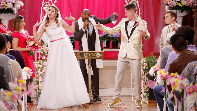Superstore has its first wedding episode, and the awkwardness is