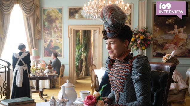 The Nevers  Olivia Williams and Pip Torrens on Playing Aristocrats Among Superheroes