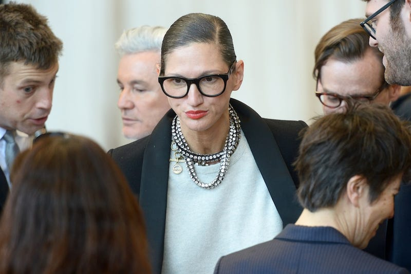 Illustration for article titled J.Crew to Jenna Lyons: 'Cut Back on Self-Promotion'