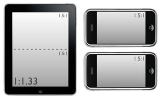 Illustration for article titled A Consideration of the iPad's Aspect Ratio