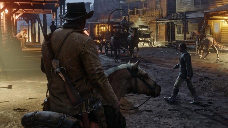 Imágenes: Rockstar Games