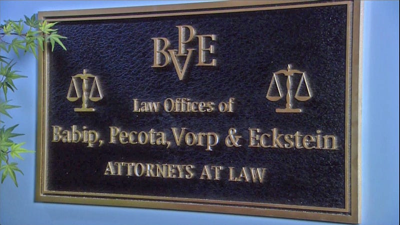 Illustration for article titled This Is The Best Fake Law Firm Name We've Ever Seen