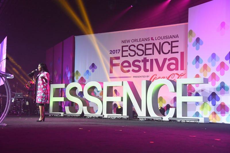 2017 Essence Festival (Paras Griffin/Getty Images)