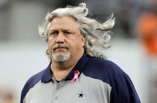 """Illustration for article titled The Cowboys Have Fired Rob Ryan, Who Says He'll Be Out Of Work """"For Like Five Minutes"""""""