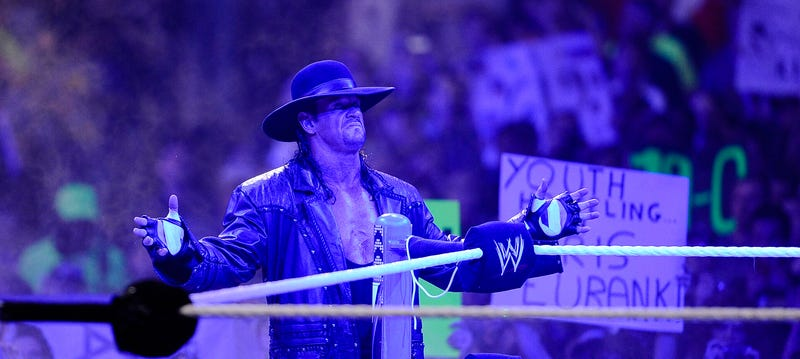 Illustration for article titled 25 Years Later, The Undertaker Is Still Not Resting In Peace