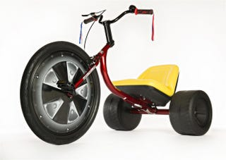Illustration for article titled Someone's making Big Wheels for adults. Everything is awesome now.