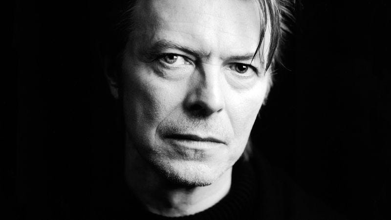 Illustration for article titled David Bowie:The Next Day