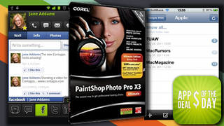 Illustration for article titled Daily App Deals:  Get Corel Paintshop Photo Pro X3 Ultimate for Only $19.99 with Coupon Code