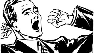 Illustration for article titled Yawning is The Fastest Way to Hack Mental Stress and Focus