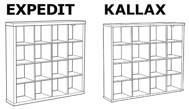 - Here's Why Ikea Is Discontinuing Everyone's Favorite Shelf