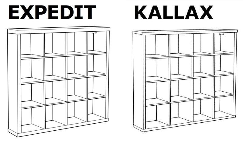 Good Hereu0027s Why Ikea Is Discontinuing Everyoneu0027s Favorite Shelf
