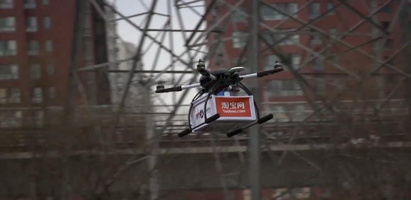 Illustration for article titled Por favor, dejemos de hablar de drones repartidores: es puro marketing