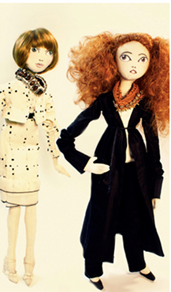 Illustration for article titled This Doll Is Totally Judging You