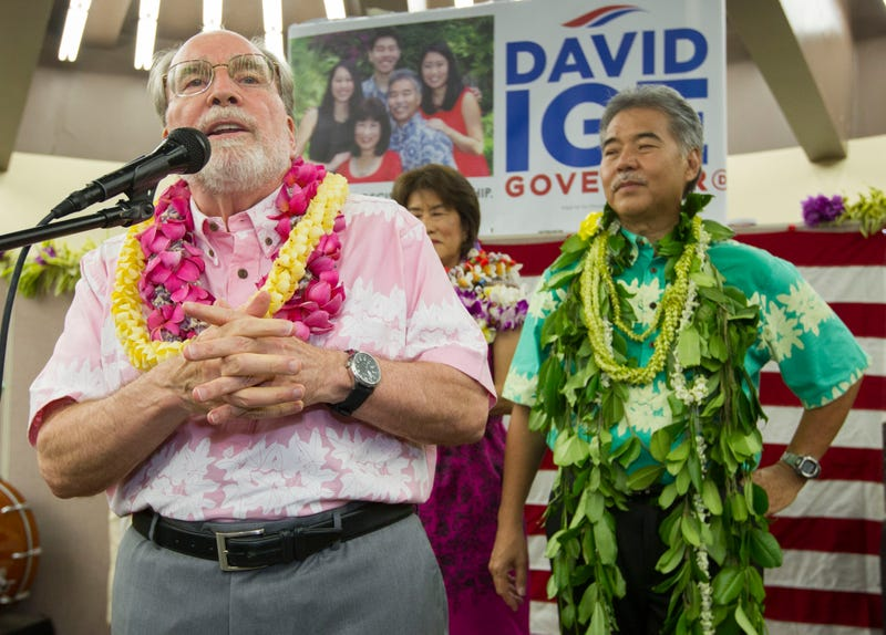 Illustration for article titled Same Sex Marriage Probably Unseated Hawaii's Democratic Governor