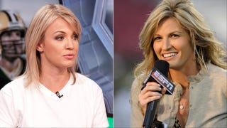 Illustration for article titled ESPN Book Will Make Things Even More Uncomfortable Between Michelle Beadle And Erin Andrews