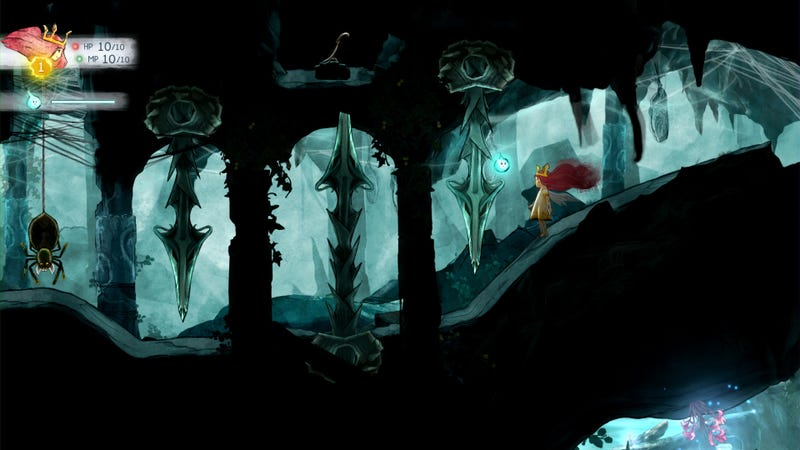 Illustration for article titled The First Two Hours of Child of Light Are On Youtube