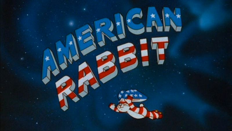 Illustration for article titled The Adventures Of The American Rabbit is Zootopia's shameful Cold War predecessor