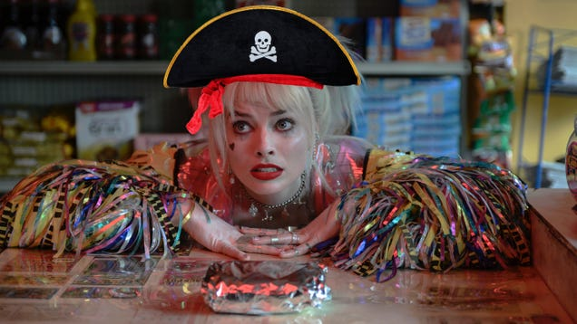 Hoist the Mizzenmast, Margot Robbie Is Pirates of the Caribbean s New Star