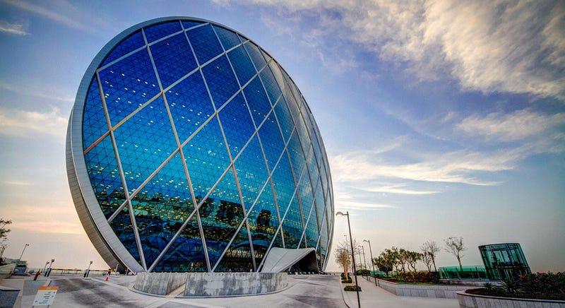 Edificios circulares que son obras maestras de la arquitectura for Arquitectos y sus obras