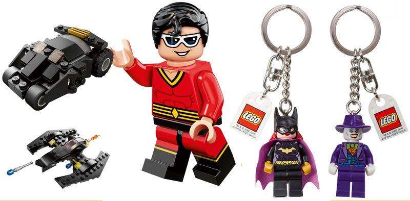 Illustration for article titled Only One Retailer Gets LEGO Batman 3's Best Preorder Bonus