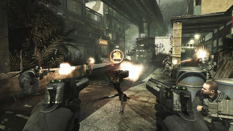 Illustration for article titled How Modern Warfare 3 Changes the Call of Duty Multiplayer Game Yet Again