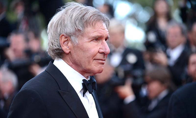 Illustration for article titled Harrison Ford sufre un accidente en el rodaje de Star Wars