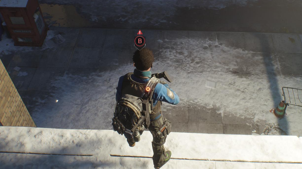 The division matchmaking vs quick matchmaking