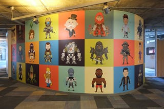 Illustration for article titled EA's Walk Of Fame Is Also A Wall Of Infamy