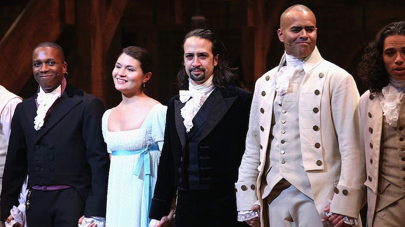 Illustration for article titled Another Hamilton Favorite Is Leaving the Production In July