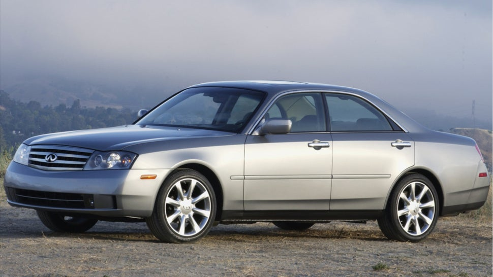 why the infiniti m45 is a future classic rh jalopnik com 2003 Infiniti M 2012 Infiniti M45