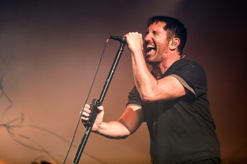 Trent Reznor of Nine Inch Nails (Photo: Rich Fury/Getty Images)