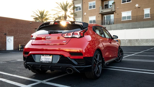 Why Pick A 2019 Hyundai Veloster N Over A Civic Type R, GTI or Mini
