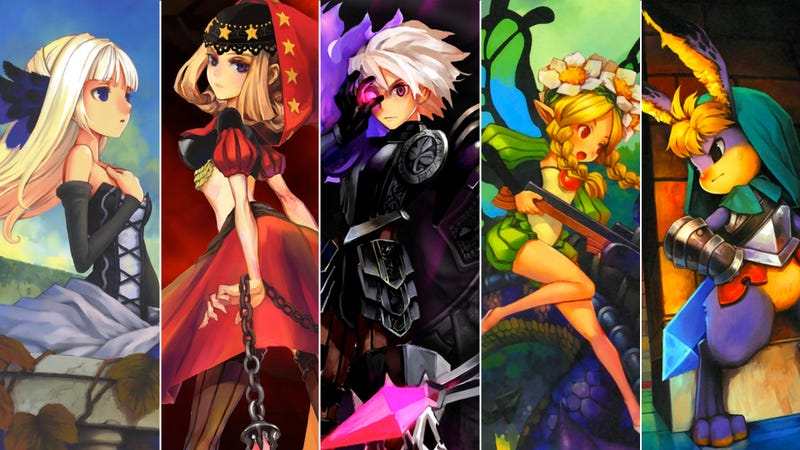 Illustration for article titled Looking For A Video Game That Is a 'Literary Masterpiece'? Try Odin Sphere.