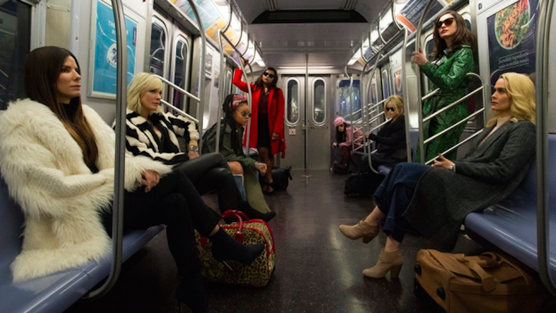 Here's Your First Look At The Female-Fronted 'Ocean's Eight'
