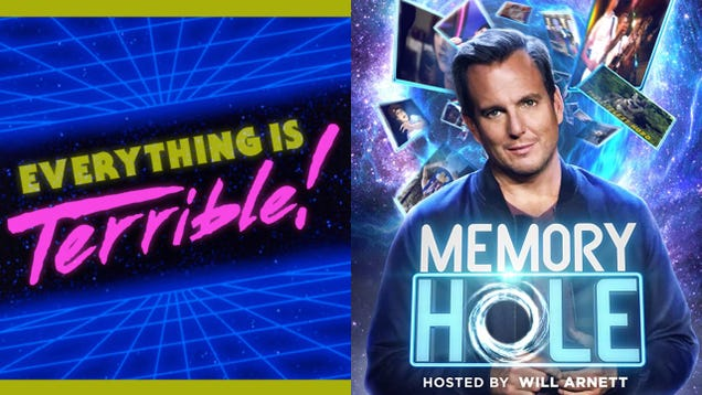 Quibi's Memory Hole accused of plagiarism by found footage collective Everything Is Terrible!