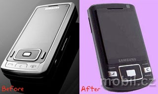 Illustration for article titled Samsung G810 Adds Wi-Fi, Aims For Nokia N95
