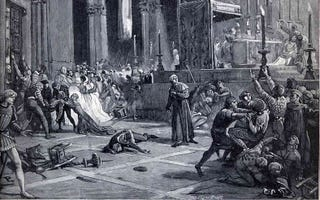 Illustration for article titled 9 Historical Murder Mysteries Solved More Than A Century Later