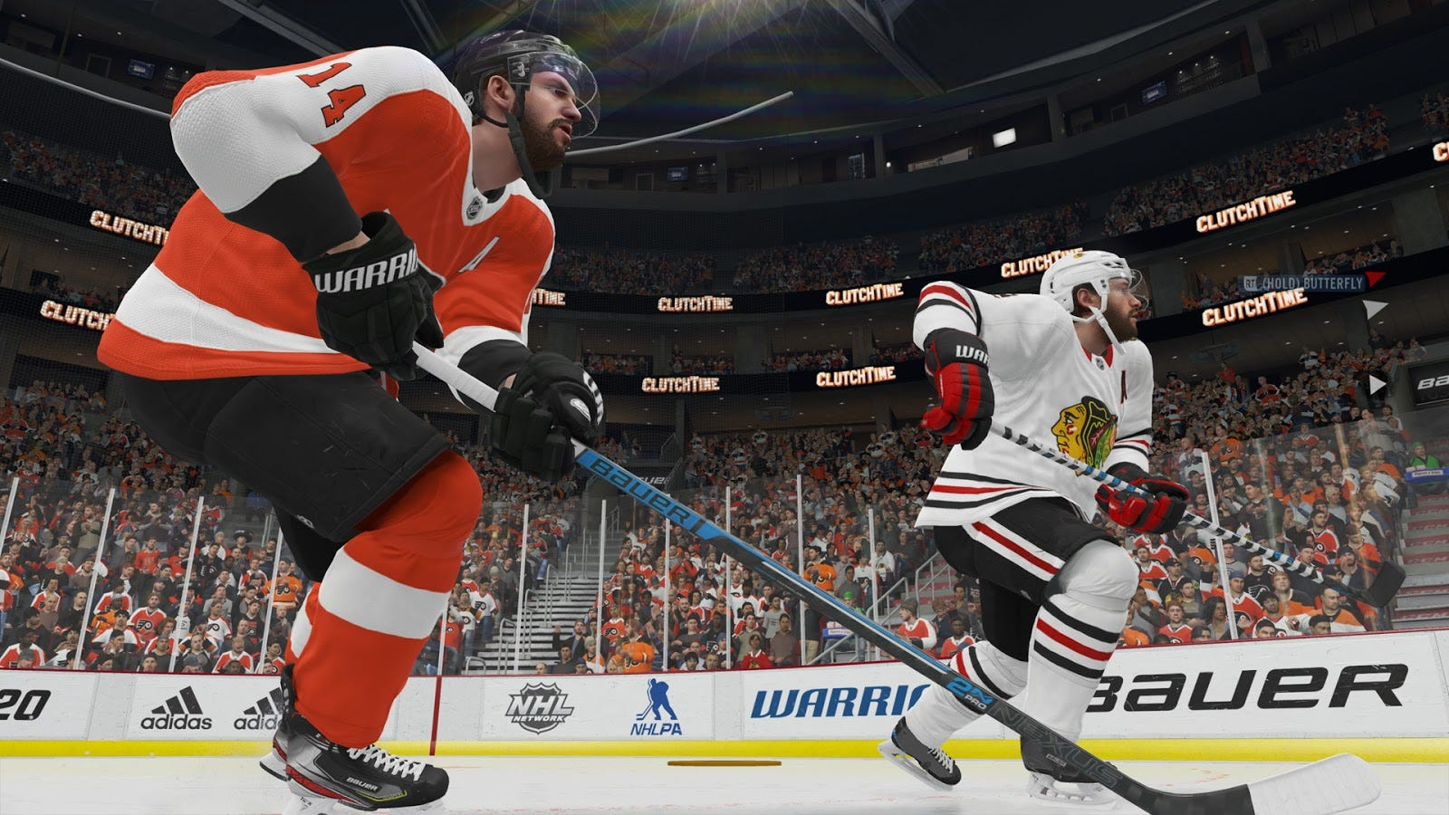 I Never Got Into Real Hockey But I Love NHL Video Games
