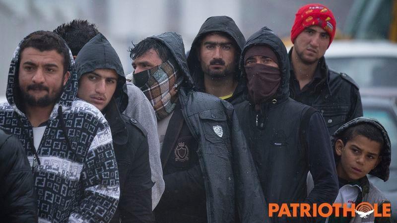 Islamic migrants.