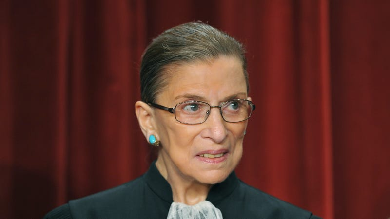 Illustration for article titled More Bad News For Democrats:Ruth Bader GinsburgHas Announced She Is Retiring From The Supreme Court To Play Miss Hannigan In A Community Theater Production Of 'Annie'
