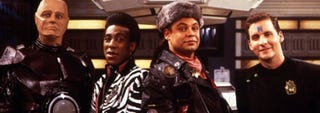 Illustration for article titled Details About Red Dwarf's Revival Finally Emerge