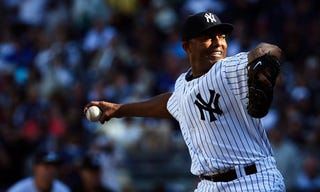 Illustration for article titled Infographic Of Mariano Rivera's Career