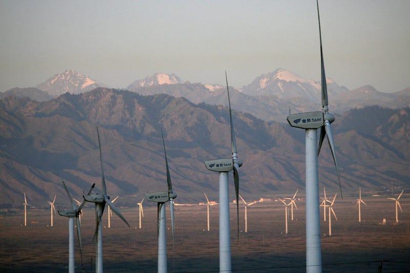 Illustration for article titled China instala en el Tíbet el parque eólico a mayor altura del mundo