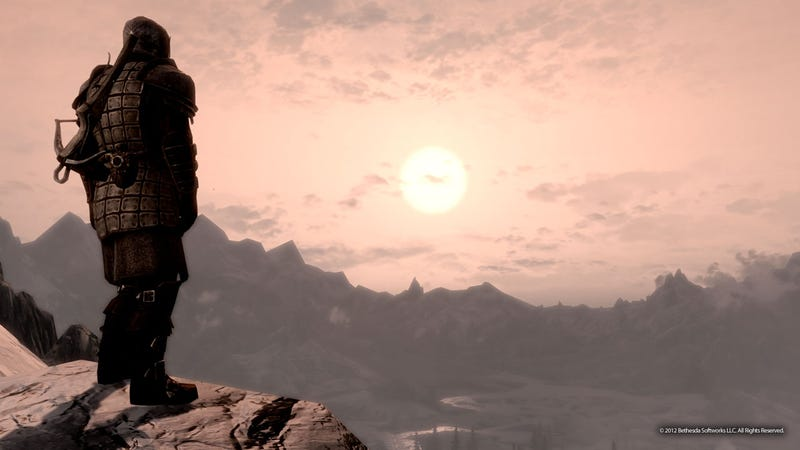 Illustration for article titled Skyrim Will Get No More DLC