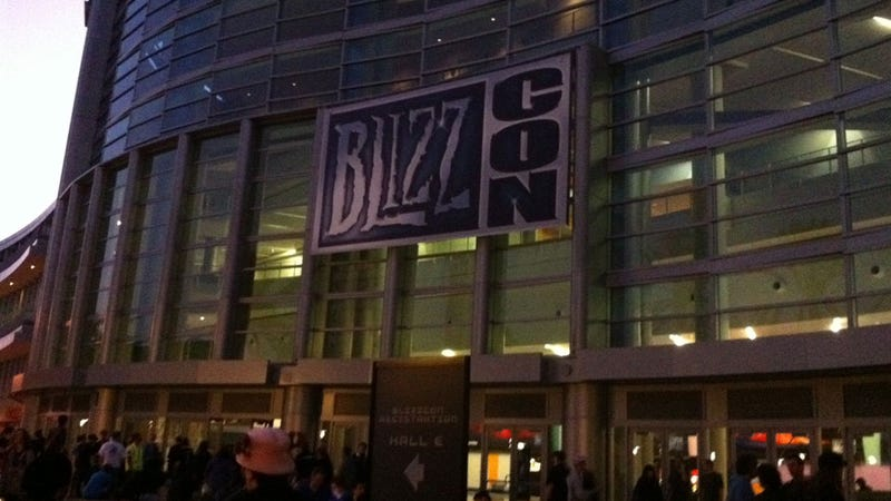 Illustration for article titled Live at the BlizzCon 2011 Opening Ceremonies