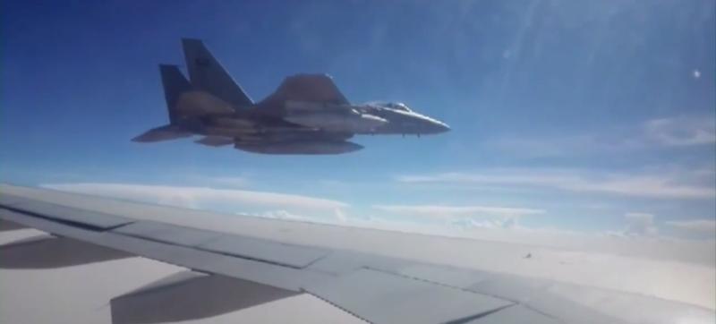 Illustration for article titled Saudis Intercept Yemen Bound Iranian Jet, Bomb Runway To Stop It
