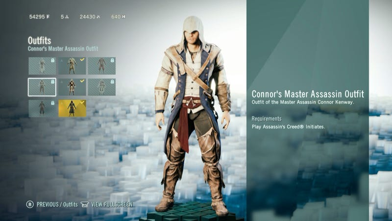 Illustration for article titled Assassin's Creed Unity Finally Drops App, Web Requirements For Unlocks [UPDATE]